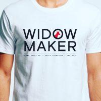 widow maker tshirt
