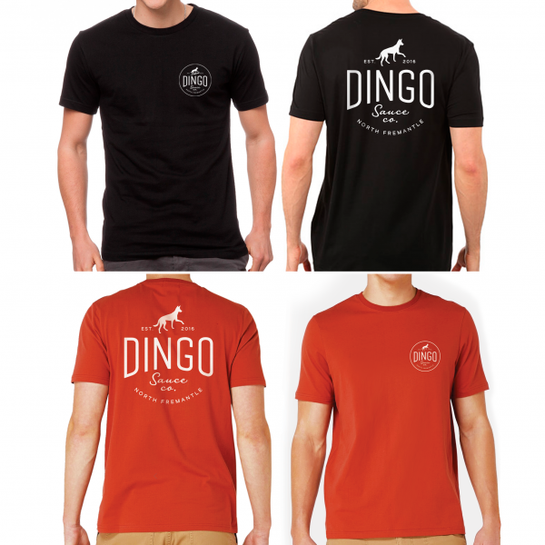 New Dingo Ts